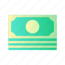 cash, class, e-learning, economy, financial, investment, prosperity icon