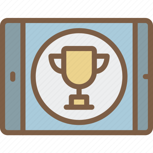 award, course, distance learning, e learning, education, online icon