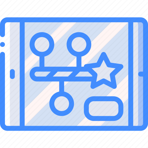 course, distance learning, e learning, education, online, timeline icon