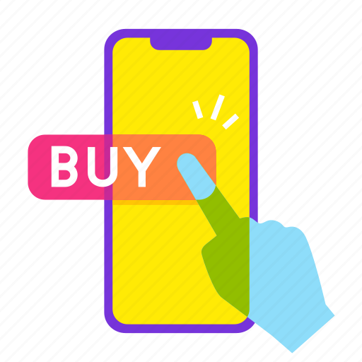 buy, click, ecommerce, iphone, online shopping, sale, shopping icon