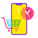 cart, ecommerce, offer, online shopping, sale, shopping, time