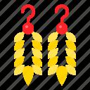 accessory, earring, fashion, jewel, jewellery