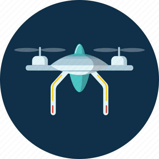 drones, nanocopter, unmanned icon