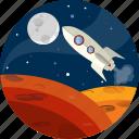 space, launch, rocket, spacecraft, spaceship, technology