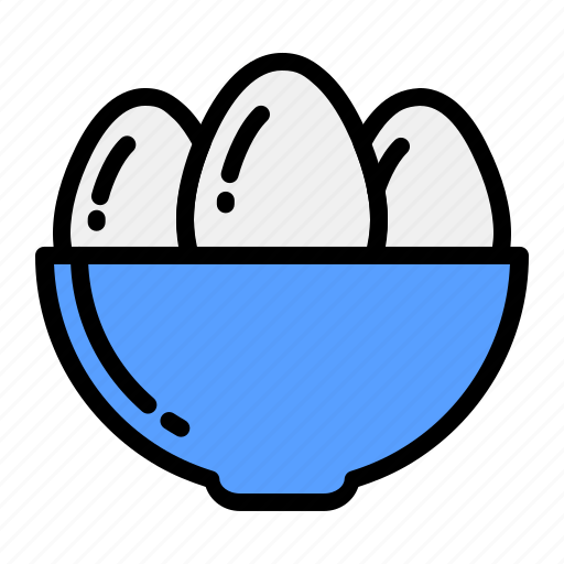 Basket, bucket, cup, easter, egg, eggs, tray icon - Download on Iconfinder