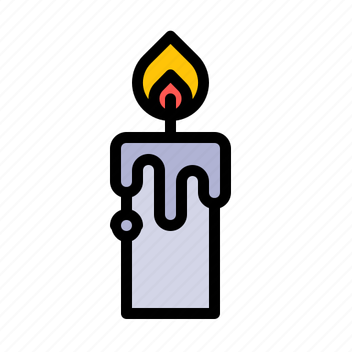 candle, celebrate, darkness, eater, flame, light, spark icon