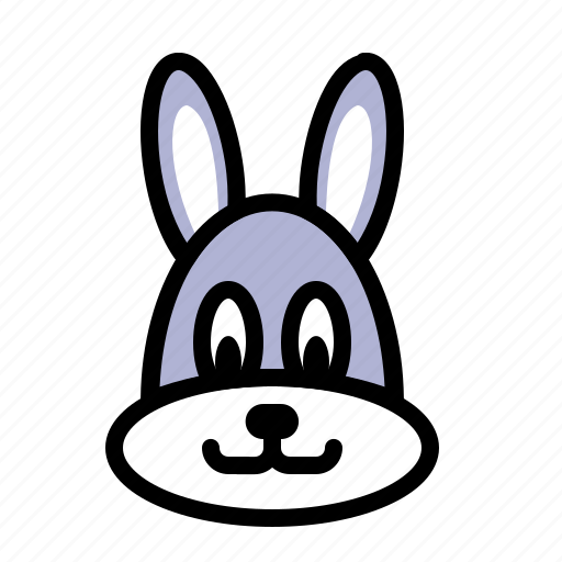 bunny, celebration, cute, easter, holiday, rabbit icon