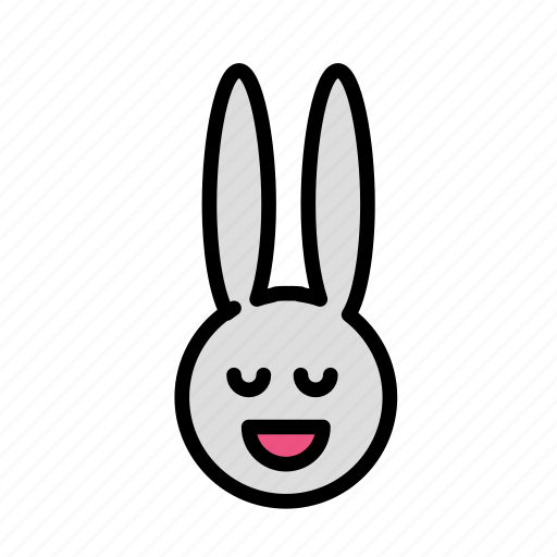 bunny, crucifixion, easter, sacrifice icon