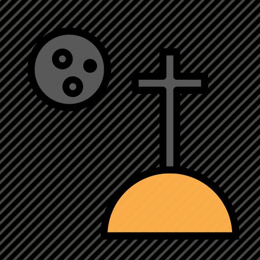 crucifixion, easter, sacrifice icon