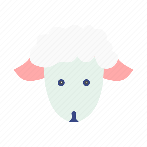 animal, cattle, cute, easter, kid, lamb icon