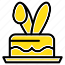 cack, easter, egg, holiday icon