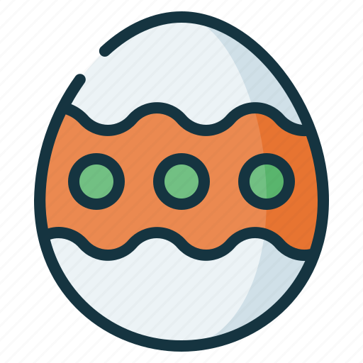 Easter, egg, rabbit icon - Download on Iconfinder