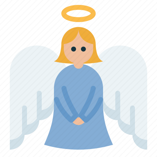 Angel, easter, fairy, spring icon - Download on Iconfinder