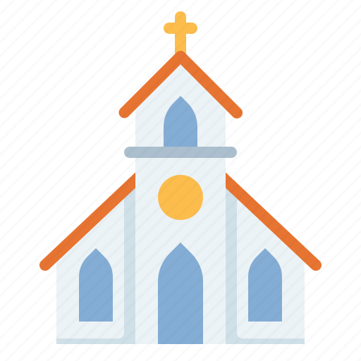 Building, catholic, christian, church icon - Download on Iconfinder