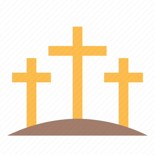 Celebration, christian, cross, easter icon - Download on Iconfinder