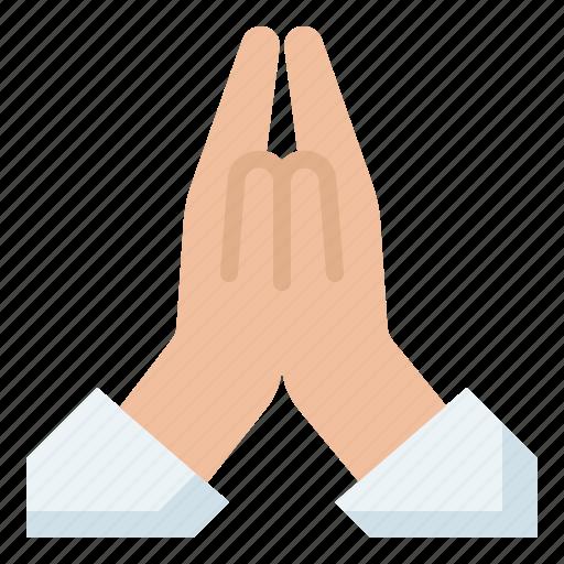 Faith, pray, religion icon - Download on Iconfinder