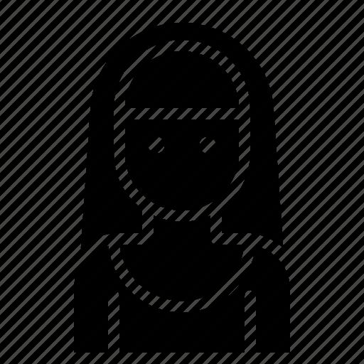 Avatar, catholic, character, nun, religion icon - Download on Iconfinder