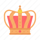crown, king, monarch icon