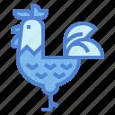animal, bird, farm, hen