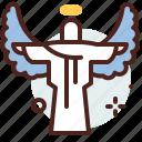 angel, christianity, church, resurrection