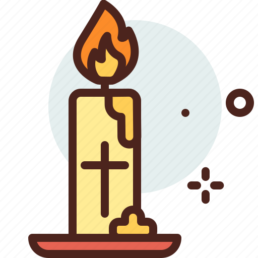 candle, christianity, church, resurrection icon