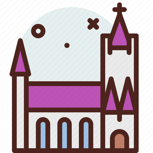 cathedral, christianity, church, resurrection icon