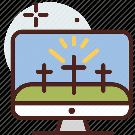 christianity, church, digital, resurrection icon