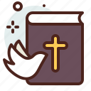 christianity, church, dove, resurrection icon