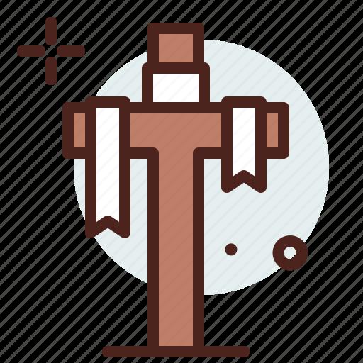 christianity, church, cross, empty, resurrection icon