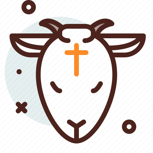 christianity, church, lamb, resurrection icon
