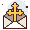 christianity, church, mail, resurrection icon