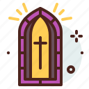 christianity, church, resurrection, window icon