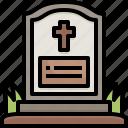cemetery, grave, headstone, dead, funeral