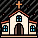 church, architecture, catholic, christian, religion