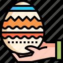 easter, egg, holiday, celebration, decoration