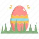 day, decoration, easter, egg, hide, holiday, hunt icon