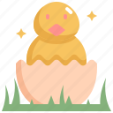 chicken, day, decoration, easter, egg, eggs, holiday