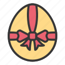 easter, egg, egg hunt, gift icon