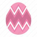 celebration, decoration, easter, easter egg, egg, food, holiday, paint icon