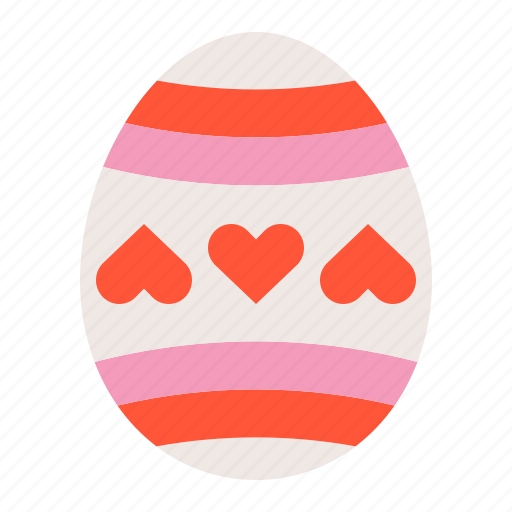 celebration, decoration, easter, easter egg, egg, food, holiday, paint icon
