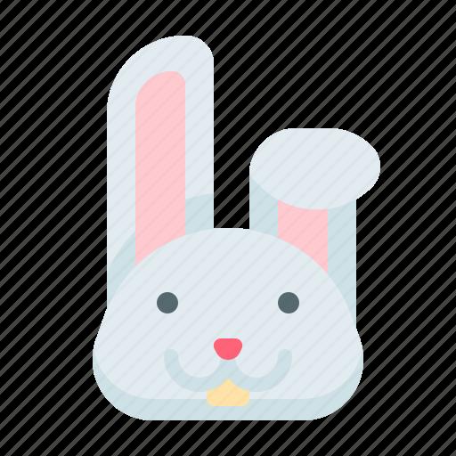 bunny, easter, egg, happy easter, holidays, rabbit, spring season icon