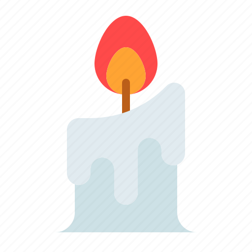 candle, decoration, easter, egg, happy easter, holidays, spring season icon