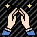 praying, pray, religious, religion, hands