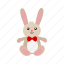 animal, bunny, cute, easter, happy, rabbit icon