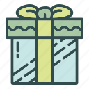 birthday, christmas, gift, present, souvenir icon