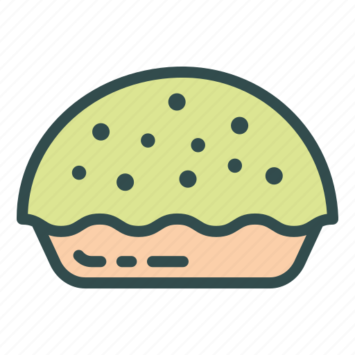 bakery, food, pie icon
