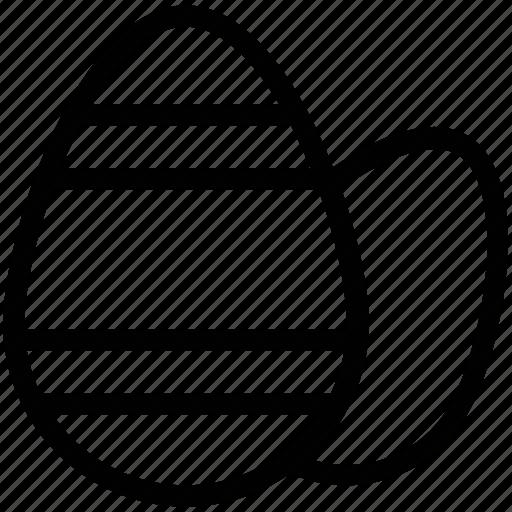 break egg, decorative egg, easter, easter egg, happy easter icon