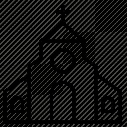 Christian, catholic, religious, cross icon - Download on Iconfinder
