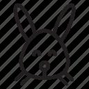 animal, micky, pet, rat icon