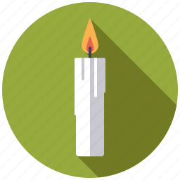 candle, easter, flame, holidays, light, religion icon